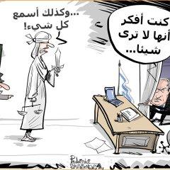 نتنياهو مهدد من قبل العدالة