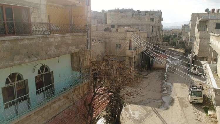 الدفاع الروسية: أكثر من 300 شخص غادروا الغوطة الشرقية منذ فتح الممر الإنساني