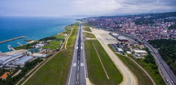 إغلاق مطار تركي بعد تلقي طلب هبوط اضطراري من طائرة قادمة من قطر