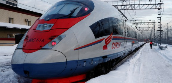 Spain wants in on Russia's high-speed railway project