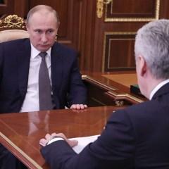 Путин поддержал идею Собянина о создании единого научно-производственного кластера Москвы