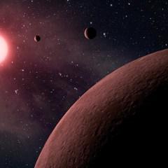 Российские и зарубежные астрономы обнаружили экзопланету, похожую на Юпитер