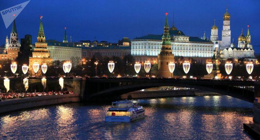 إقامة خيمة موسكو الرمضانية عشية حلول شهر الصيام