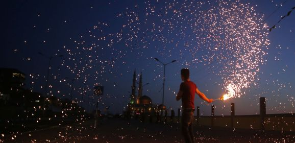 انطلاق شهر رمضان في مختلف دول العالم