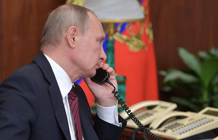Путин и Макрон высказались за неукоснительное выполнение ядерной сделки с Ираном