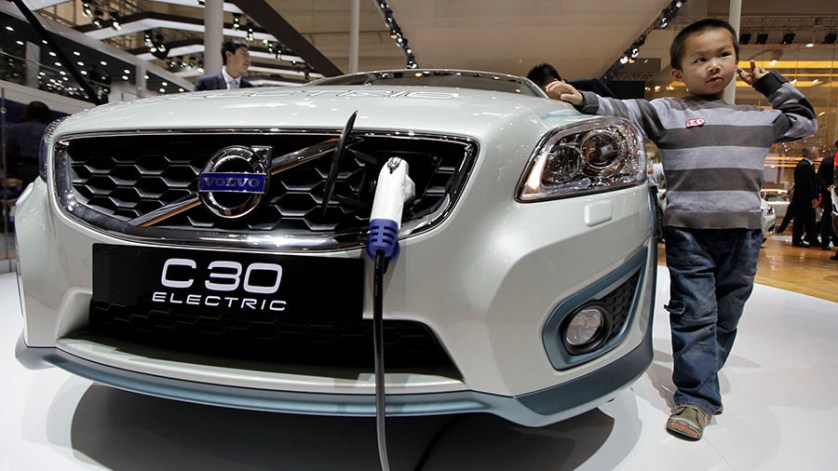 Quality of Chinese-built cars better than European ones, Volvo executive admits