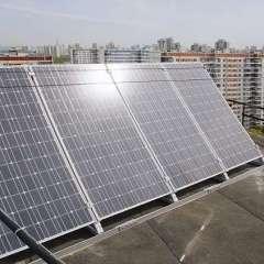 ابتكار يرفع كفاءة البطاريات الشمسية
