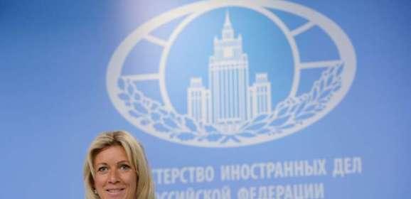 """زاخاروفا تنفي أي صلة للسفير الروسي في لندن بممول """"بريكست"""""""
