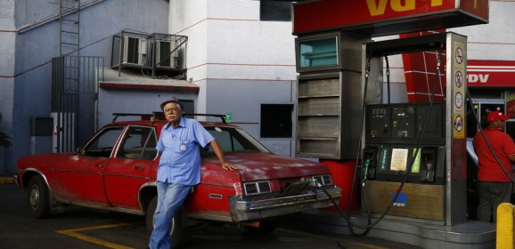 Is this the end of ultra cheap gasoline in Venezuela?