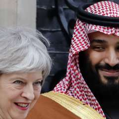 تقرير: بريطانيا سعت لإبرام صفقات أسلحة سرية مع السعودية بعد قتل خاشقجي