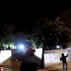 اعتداء بقنابل دخان على مقر السفير الأمريكي في أثينا