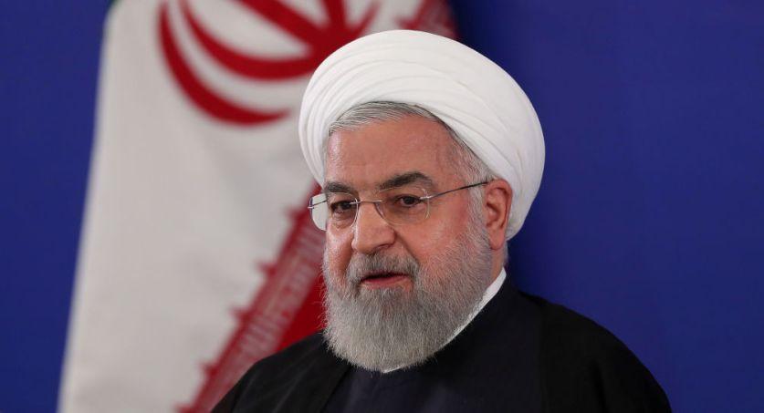 روحاني: إيران لم تتخذ قرارا بالتفاوض مع الولايات المتحدة