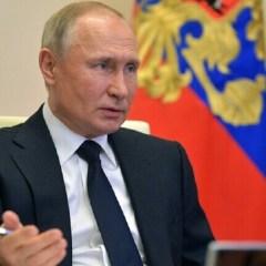 """بوتين يتحدث عن """"القنبلة الموقوتة"""" في الدستور السوفيتي"""
