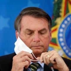 الرئيس البرازيلي بعدما ضجر من الحجر الصحي: إنه أمر رهيب!
