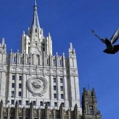 """روسيا تسلم منظمة """"الأمن والتعاون"""" فيديوهات لعنف الشرطة في الدول الأعضاء"""