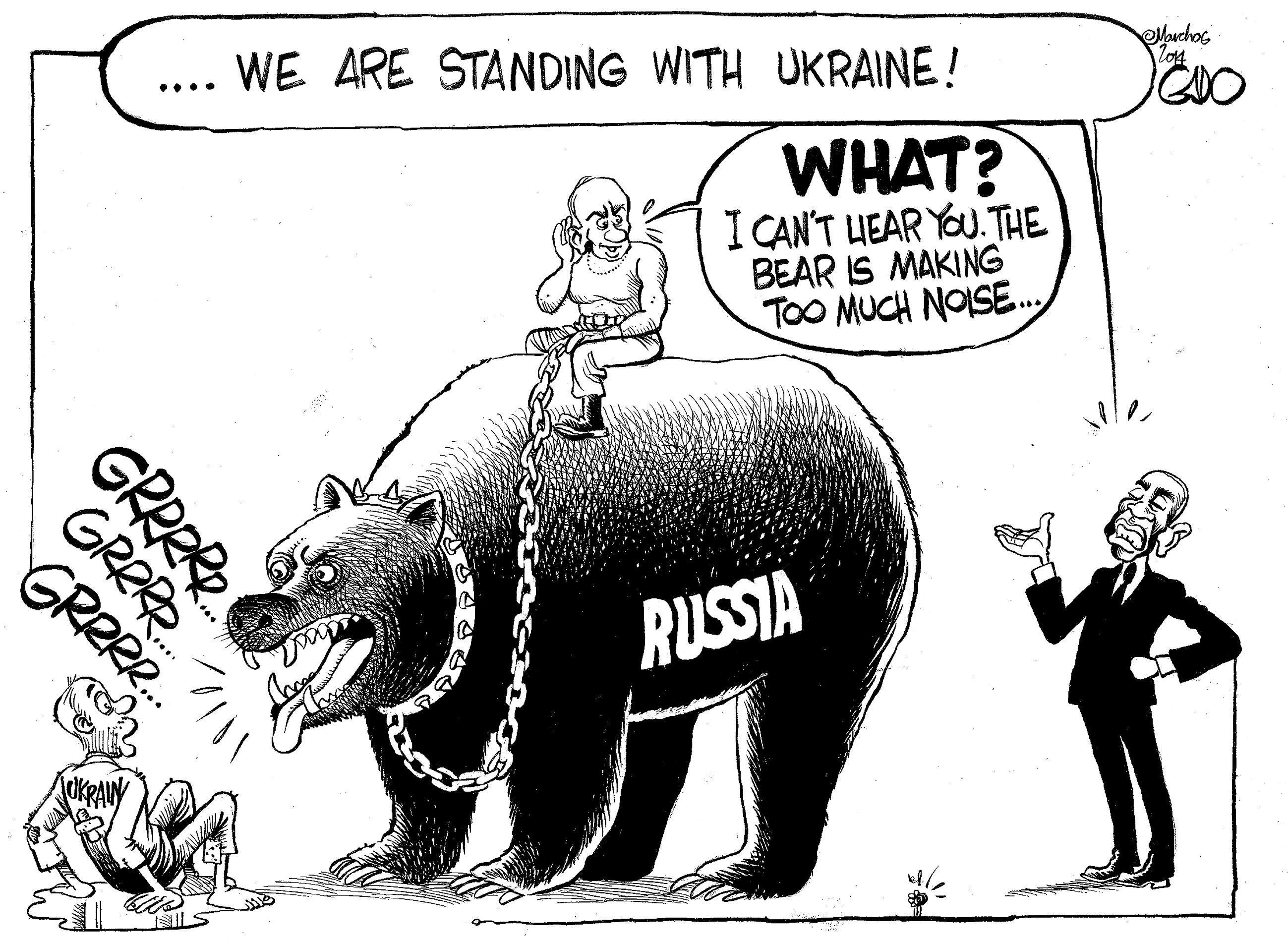 Russia And Ukraine Conflict