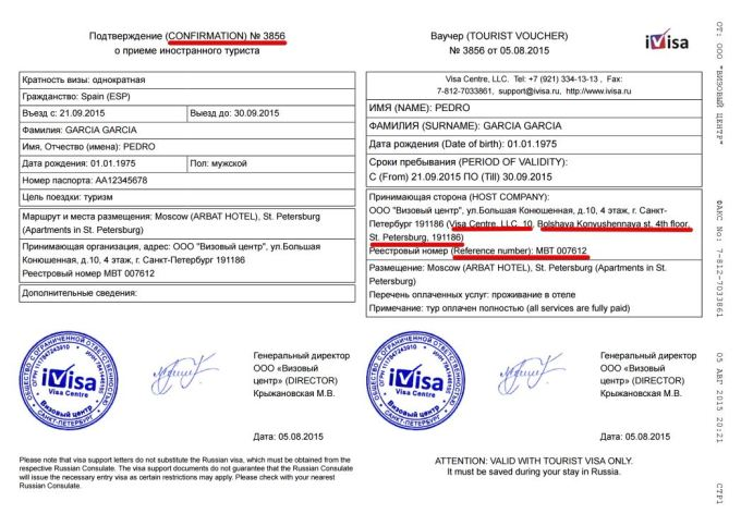 Tourist visa invitation letter russia dulahotw invitation letter for russia example how to obtain a russian visa in an easy and cost effective way 2018 stopboris Choice Image