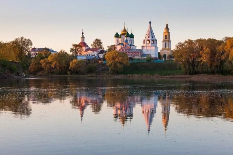 un monastero da visitare durante il tuo viaggio in Russia fai da te.