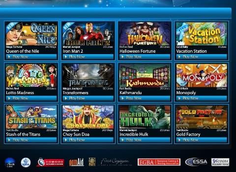 ゲームの種類も選びやすいオンラインカジノ