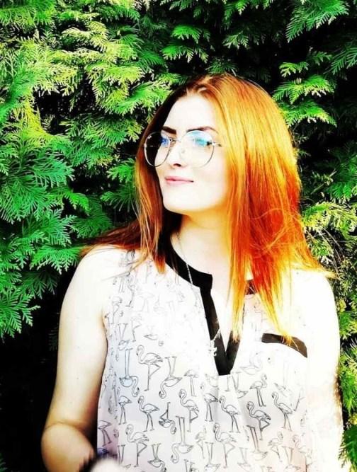 Natalia russian bridesmaid