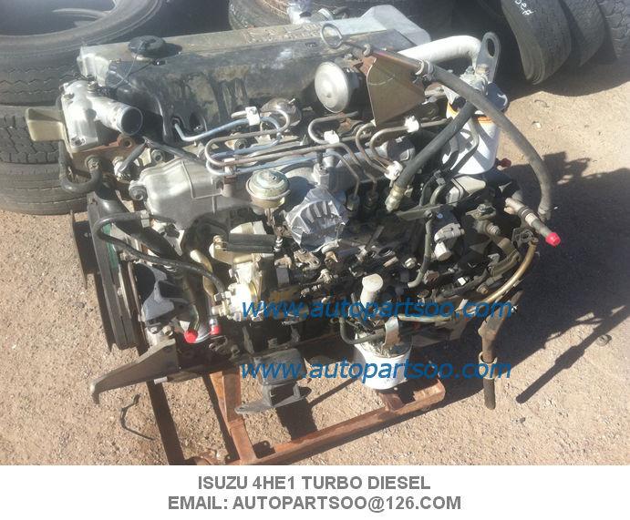 Isuzu 4he1 Engine