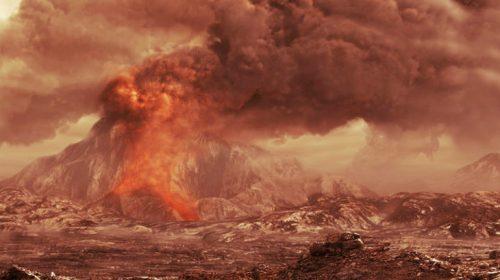 Земля оказалась не первой обитаемой планетой в Солнечной системе