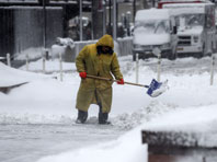 Снегопад – смертельно опасное время для мужчин, говорят исследователи