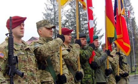 США и Канада отказались от военного сотрудничества с Украиной