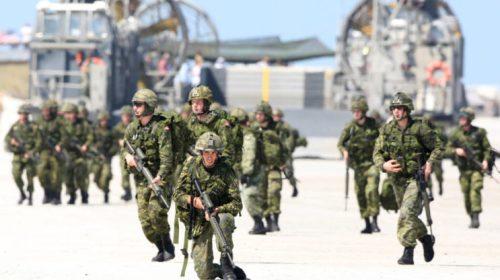 Украинские военные прошли курс обучения под руководством специалистов ВС Канады