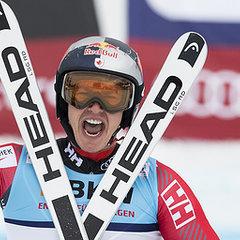 Канадец Гуэй победил в супергиганте на ЧМ по горнолыжному спорту