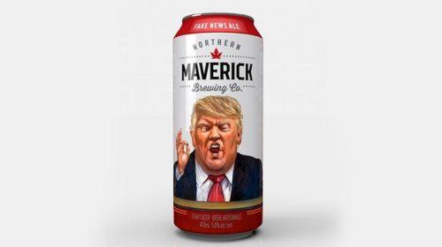 «Сделаем пиво снова великим»: Канада выпустила напиток назло Трампу