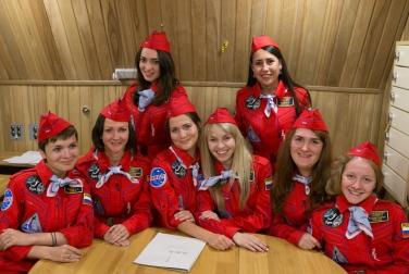 Космос на Земле: как подготовиться к полету на Луну