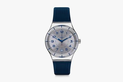Бренд Swatch представил часы с механизмом из 51 детали