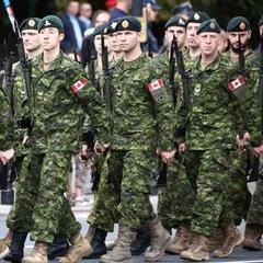Канада проведет крупные учения при участии военных из США и Британии