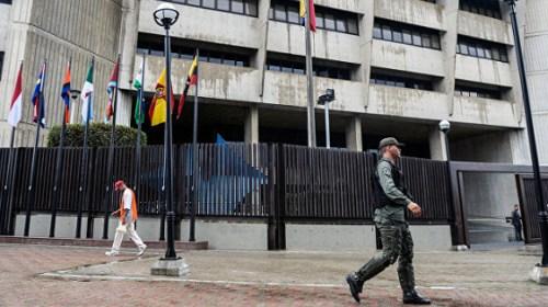 Венесуэльский парламент сообщил о вторжении военных в его здание