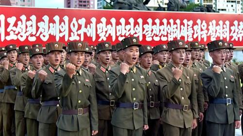 Ким Чен Ын приказал военным быть готовыми к действию в любой момент