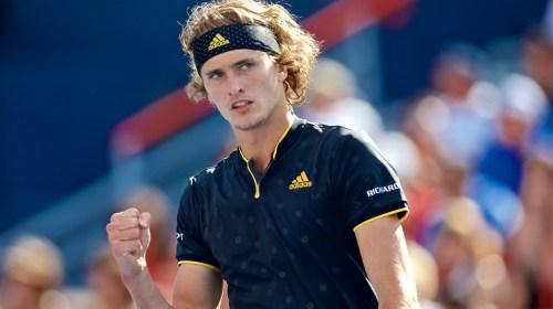 Александр Зверев обыграл Федерера в финале турнира в Монреале