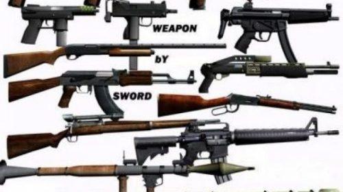 """О том, как """"вредно"""" населению иметь оружие"""