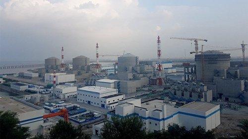 Росатом запустил третий блок Тяньваньской АЭС в Китае