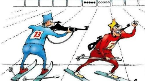 Илья Бронский. Олимпийские политические сражения. Кто же нам объявил войну или Мир должен знать своих героев!