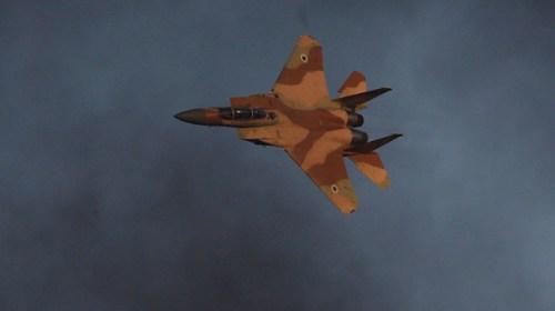 Израиль бомбил сектор Газа после ракетного обстрела