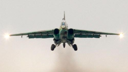 """""""Это вам за пацанов!"""": появилось видео последнего боя пилота сбитого Су-25"""