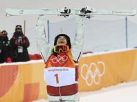 Канадец Микаэль Кингсбери впервые выиграл олимпийские соревнования в Mогуле
