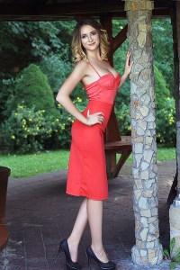 captivating Ukrainian best girl from city Lviv Ukraine