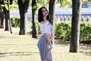 cheerful Ukrainian best girl from city Kharkov Ukraine