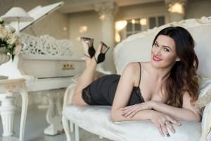 debonair Ukrainian marriageable girl from city Kiev Ukraine