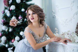 femininity Ukrainian bride from city Vinnitsa Ukraine
