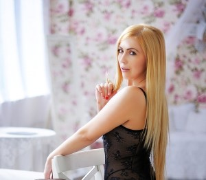 fervent Ukrainian lady from city Kiev Ukraine