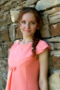 heartwarming Ukrainian girl from city Starobelsk Ukraine