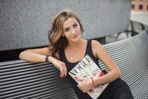 intelligent Ukrainian feme from city Dnepr Ukraine